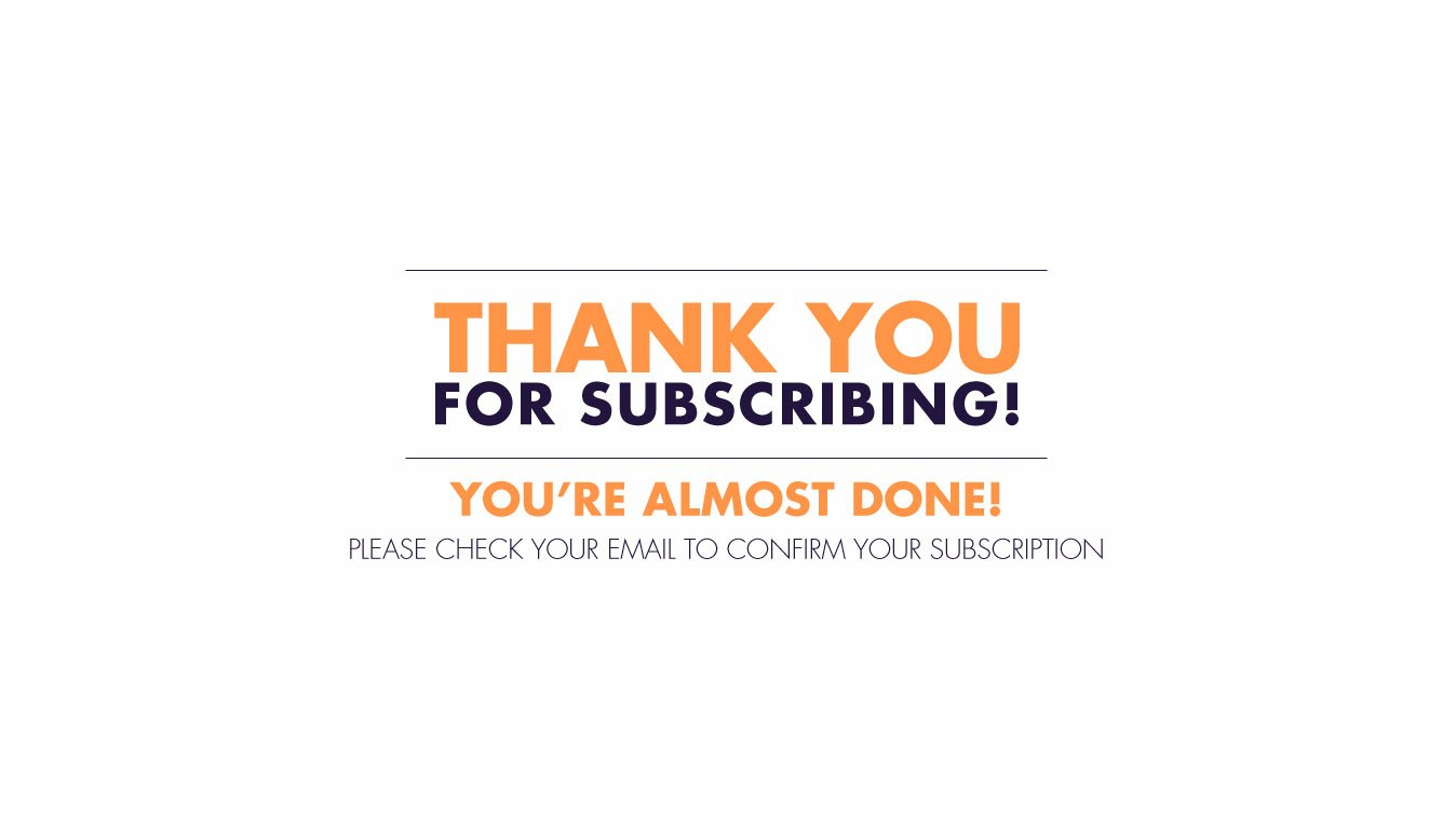 Thank-you-for-subscription